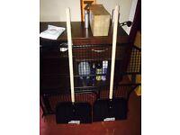 Snow shovels x2 £5.00 each reduced