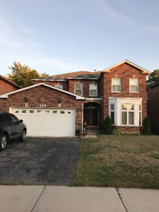 OAKVILLE NORTH- 4 BEDRM 4 BATHRM FINISHED BASEMENT AVAILABLE NOW