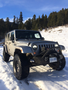 2016 Jeep Wrangler unlimited rubicon SUV, Crossover