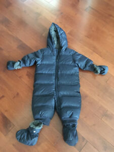 12 Month Down Snowsuit by Baby Gap - Great Condition!