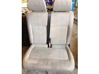 2 sets of Volkswagen t5 back seats