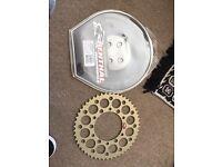 Renthal sprocket 50t fits many bikes