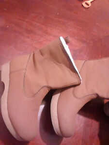 boots size 1 and 3 (girls size)