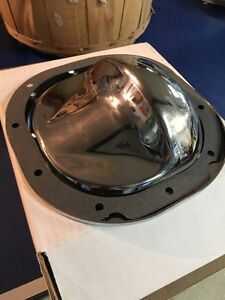 Ford chrome plated 8.8 rear diff cover
