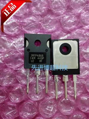 1 X Irfp4868 300v 70a N-channel Mosfet Transistor To-247