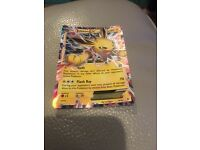 Jolteon Ex Pokémon card