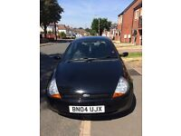 2004 04 FORD KA COLLECTION 1.3 Petrol Manual Very low Mileage ideal cheap first car