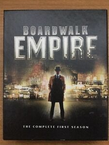 Boardwalk empire season 1 on blue ray