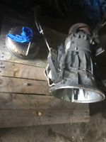 2007 GM  5500  ...ALLISON  TRANNY/pto spot London Ontario Preview