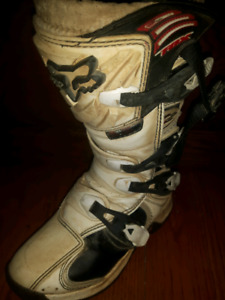 Youth5 dirt bike boots