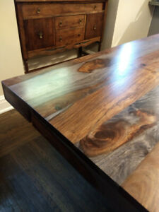 Rosewood Aretemano Anand  Dining Table