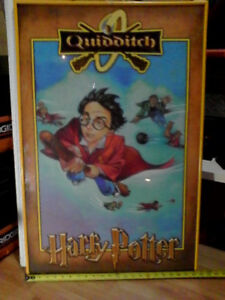 Harry Potter Large Framed Picture