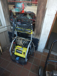 power washers for sale at the 689r new and used tool store