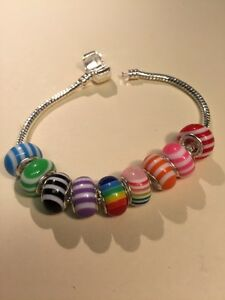 Acrylic charms - fit Pandora