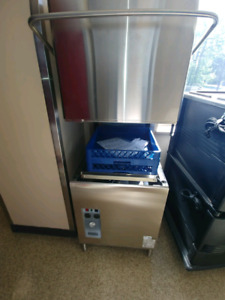 Dishwasher new high temp Moyer diebel.