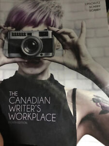 The Canadian writer's workplace 8th edition.