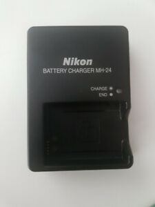 Nikon MH-24 original quick battery charger for EN-EL 14 D3100