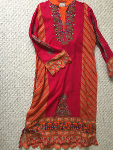 Pakistani Suits (2 full sets) - traditional wear BRAND NEW
