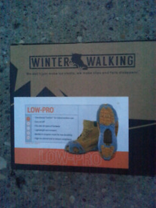 Traction aids foot wear