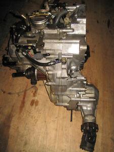 03 04 ACURA MDX 3.5L V6 SOHC VTEC AUTOMATIC AWD TRANSMISSION JDM