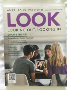 SAME MATERIAL AS NEWER EDITION - LOOK: Looking Out, Looking In