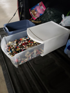 Old button collection