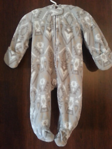 Baby boy cloths 0-6 months. Only worn a couple times.