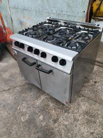 Commercial falcon gas cooker