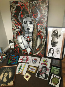 Variety of Art for sale Made by Owner