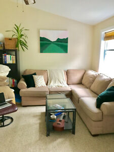 Huge Sectional Couch, Great Condition