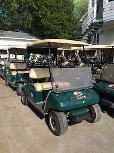 SPÉCIAL LIQUIDATION voiturette de golf