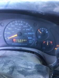 2002 GMC C/K 2500 Minivan, Van