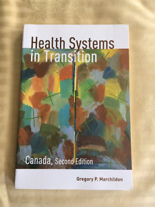 Health Systems in Transition (Canada, 2nd ed.)