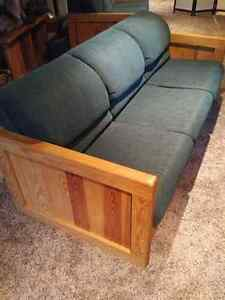 Crate Design 3 seater couch