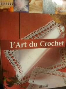 Cartable L art du crochet( Gens Sérieux SVP)