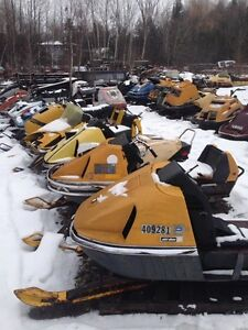 75 Vintage Parts Sleds Now in Carleton Place, Ont