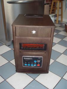 Infrared Heater/ nightstand