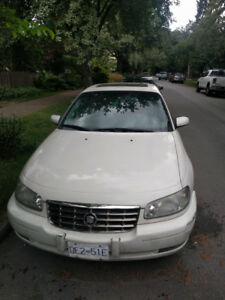 Asking $6001997 Cadillac Catera  ONLY 88,261 km on clock. Runs