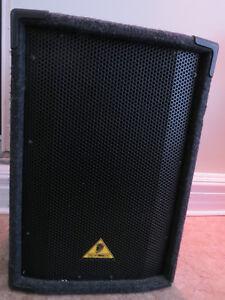 Eurolive B1220 PA Loudspeaker/Stage Monitor-Behringer