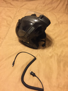HARLEY-DAVIDSON MODULAR HELMET with HARLEY COMMUNICATIONS SYSTEM