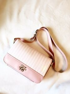 Ted Baker London baby pink purse shoulder bag, extinct colour!!