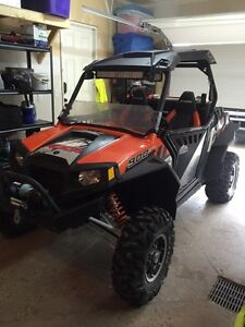2014 RZR 900 limited edition low km
