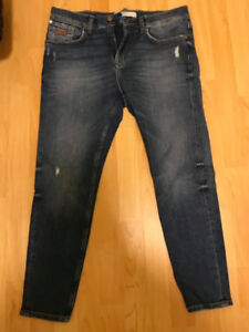 Zara Men's Denim Jeans 32