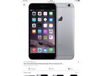 Iphone 6 plus 128 gb new