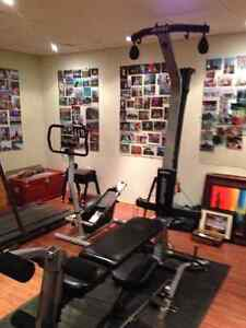 gym equipment for sale.