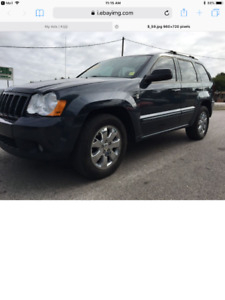 Jeep Grand Cherokee .....Diesel Engine...Fealer ad only...