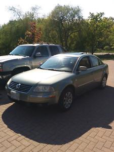 2002 VW Passat