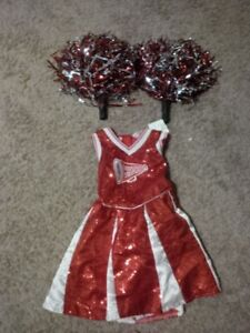 Cheerleader Costume sz 5