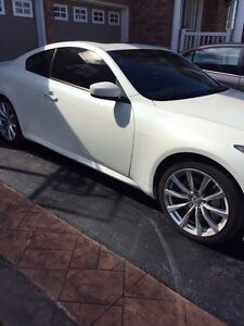 2008 INFINITI G37s SPORT MANUAL FULLY LOADED