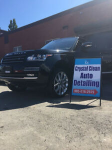 Crystal Clean Auto Detailing
